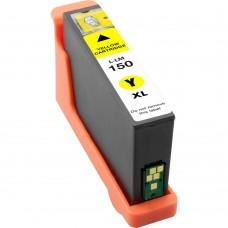 LEXMARK 150XL 14N1618 COMPATIBLE YELLOW INKJET CARTRIDGE
