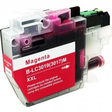 BROTHER LC3017M/LC3019M XXL COMPATIBLE INKJET MAGENTA CARTRIDGE