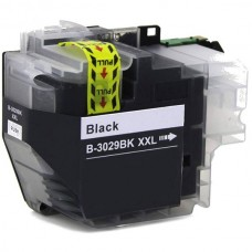 BROTHER LC3029BK XXL COMPATIBLE INKJET BLACK CARTRIDGE