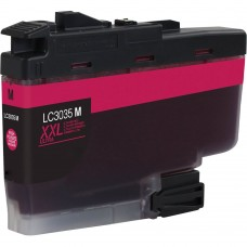 BROTHER LC3035M XXL COMPATIBLE INKJET MAGENTA CARTRIDGE ULTRA HIGH YIELD