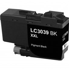 BROTHER LC3039BK XXL COMPATIBLE INKJET BLACK CARTRIDGE ULTRA HIGH YIELD
