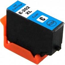 EPSON 202XL T202XL220 COMPATIBLE INKJET CYAN CARTRIDGE