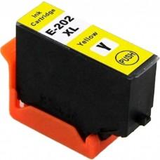 EPSON 202XL T202XL420 COMPATIBLE INKJET YELLOW CARTRIDGE