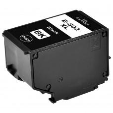 EPSON 302XL T302XL020 COMPATIBLE INKJET BLACK CARTRIDGE