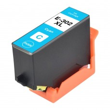EPSON 302XL T302XL220 COMPATIBLE INKJET CYAN CARTRIDGE
