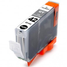 CANON CLI-42GY 6390B002 COMPATIBLE INKJET GRAY CARTRIDGE