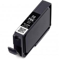 CANON PGI-72PBK 6403B002 COMPATIBLE INKJET PHOTO BLACK