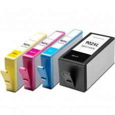 COMBO HP902 BK/C/M/Y XL COMPATIBLE INKJET BLACK/C/M/Y CARTRIDGE