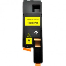 XEROX 106R02758 LASER COMPATIBLE YELLOW TONER CARTRIDGE