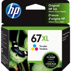 HP67XL 3YM58AN ORIGINAL INKJET COLOR CARTRIDGE