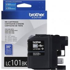 BROTHER LC101BK ORIGINAL INKJET BLACK CARTRIDGE