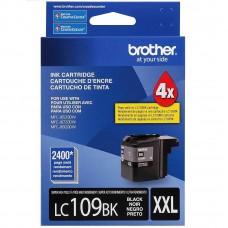 BROTHER LC109BK ORIGINAL INKJET BLACK CARTRIDGE