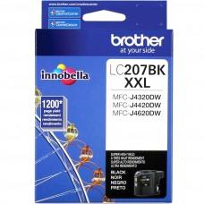 BROTHER LC207BK ORIGINAL INKJET BLACK CARTRIDGE