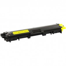 BROTHER TN225Y LASER RECYCLED YELLOW TONER CARTRIDGE