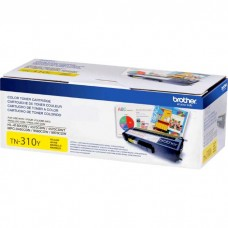 BROTHER TN310Y LASER ORIGINAL YELLOW TONER CARTRIDGE