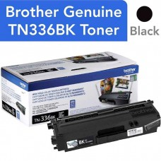 BROTHER TN336BK LASER ORIGINAL BLACK TONER CARTRIDGE