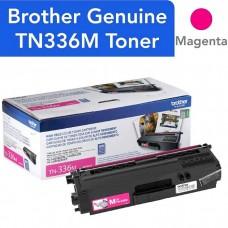 BROTHER TN336M LASER ORIGINAL MAGENTA TONER CARTRIDGE