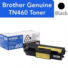 BROTHER TN460 LASER ORIGINAL BLACK TONER CARTRIDGE