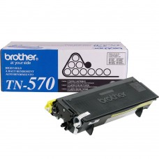 BROTHER TN570 LASER ORIGINAL BLACK TONER CARTRIDGE