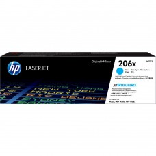 HP206X W2111X LASER ORIGINAL CYAN TONER CARTRIDGE