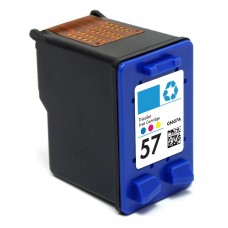 HP57 C6657AN RECYCLED COLOR INKJET CARTRIDGE