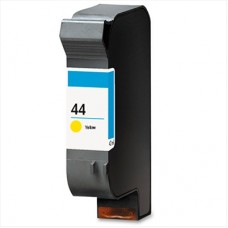 HP44 51644Y RECYCLED YELLOW INK JET CARTRIDGE