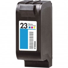 HP23 C1823A RECYCLED COLOR INKJET CARTRIDGE