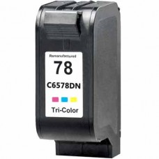 HP78 C6578A RECYCLED COLOR INKJET CARTRIDGE