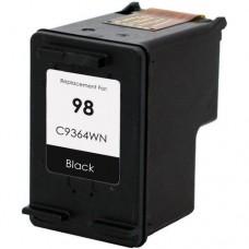 HP98 C9364WC RECYCLED BLACK INKJET CARTRIDGE