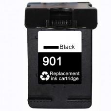 HP901 CC653AN RECYCLED BLACK INKJET CARTRIDGE