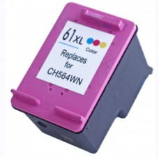 HP61XL CH564WN RECYCLED COLOR INKJET CARTRIDGE