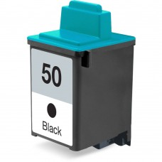 LEXMARK 17G0050 (50) RECYCLED BLACK INKJET CARTRIDGE