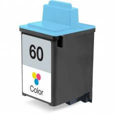 LEXMARK 17G0060 (60) RECYCLED COLOR INKJET CARTRIDGE