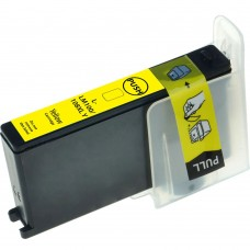 LEXMARK 100XL 14N1056 COMPATIBLE YELLOW INKJET CARTRIDGE