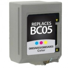 CANON BC-05 RECYCLED COLOR INKJET CARTRIDGE