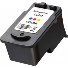 CANON CL-211 RECYCLED COLOR INKJET CARTRIDGE
