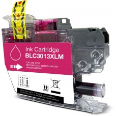 BROTHER LC3011M/LC3013M XL COMPATIBLE INKJET MAGENTA CARTRIDGE