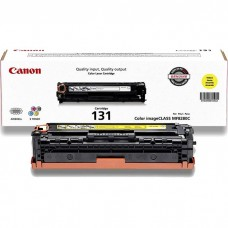 CANON 131 6269B001AA ORIGINAL YELLOW TONER CARTRIDGE