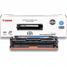 CANON 131 6271B001AA ORIGINAL CYAN TONER CARTRIDGE