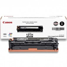 CANON 131H 6273B001AA ORIGINAL XL BLACK TONER CARTRIDGE