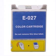 EPSON T027201 T027 COMPATIBLE INKJET COLOR CARTRIDGE