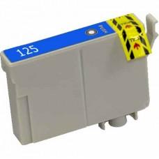 EPSON 125 T125220 COMPATIBLE INKJET CYAN CARTRIDGE