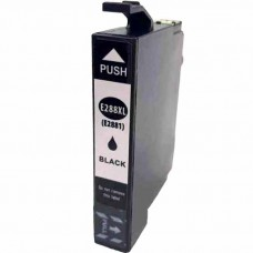 EPSON 288XL T288XL120 COMPATIBLE INKJET BLACK CARTRIDGE
