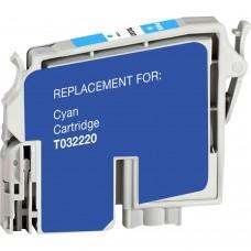 EPSON T032 T032220 COMPATIBLE INKJET CYAN CARTRIDGE
