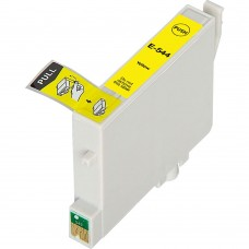 EPSON 54 T054420 COMPATIBLE INKJET YELLOW CARTRIDGE