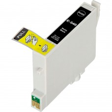 EPSON 54 T054820 COMPATIBLE INKJET MATE BLACK CARTRIDGE