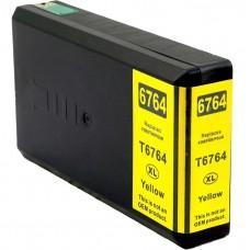 EPSON 676XL T676XL420 COMPATIBLE INKJET YELLOW CARTRIDGE