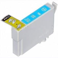 EPSON 78 T078520 COMPATIBLE INKJET LIGHT CYAN CARTRIDGE