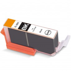 CANON CLI-221BK COMPATIBLE INKJET BLACK CARTRIDGE