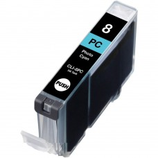 CANON CLI-8PC COMPATIBLE INKJET PHOTO CYAN CARTRIDGE